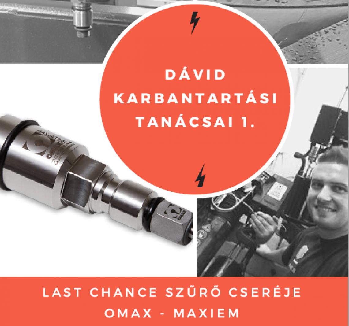 Dávid last chance borító